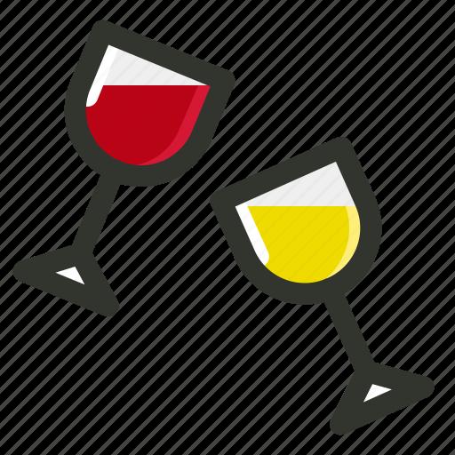 alcohol, celebration, drinks, juice, party icon