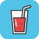 beverage, cola, cold drink, juice, soft drink icon