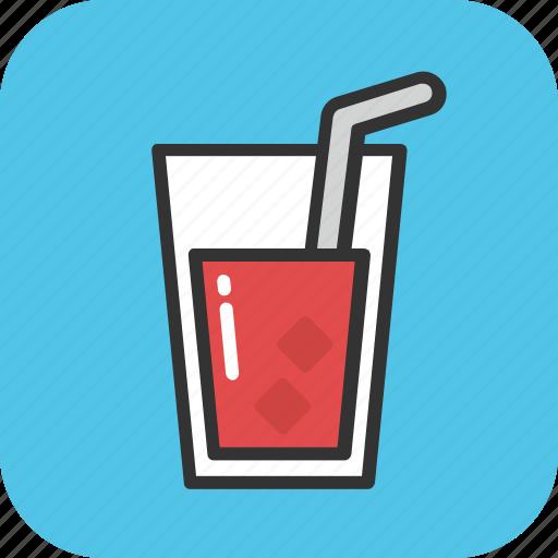 beverage, cola, cold drink, juice, soft drink icon
