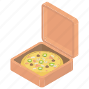 fast food, italian cuisine, pizza, pizza delivery, restaurant food icon
