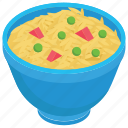 italian pasta, noodles, pasta, snack food, spaghetti icon