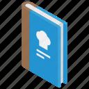 chef book, cookbook, cooking guide, kitchen book, recipe book