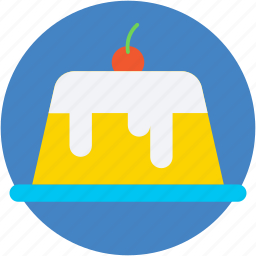 bakery, cake, dessert, food, sweet icon