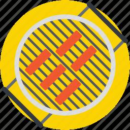 bbq, bbq grill, bbq rack, griddle rack, grill rack icon