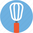 cake mixer, egg beater, hand mixer, utensil, whisk icon