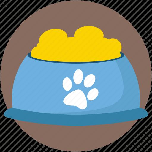 dog food, dog treat, pet food, pet goodies, pet treat icon