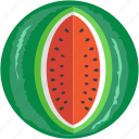 food, tropical fruit, cantaloupe, fruit, watermelon