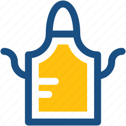 apron, chef apron, chef uniform, cook uniform icon