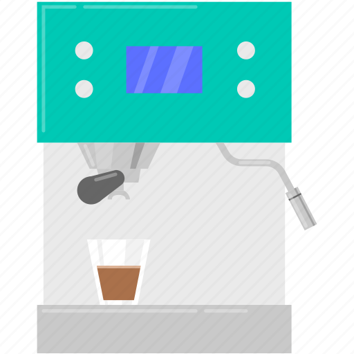 automation, coffee, coffeemaker, espresso, machine icon
