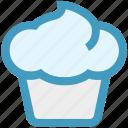 cake cone, cold, cone, food, ice cone, ice cream icon