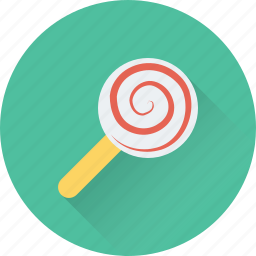 confectionery, lollipop, lolly, lolly stick, sweet icon