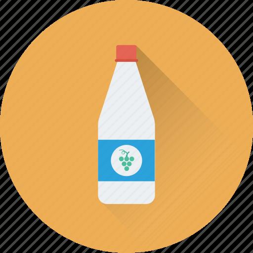bottle, breakfast, liquor, milk, water icon