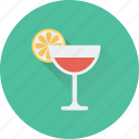 cocktail, drink, glass, margarita, wine icon