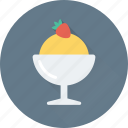 dessert, food, ice cream, ice cream cup, sweet icon