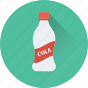 beverage, cola, cola bottle, drink, soda icon