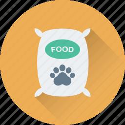 animal, dog food, pet, pet food, pet shop icon