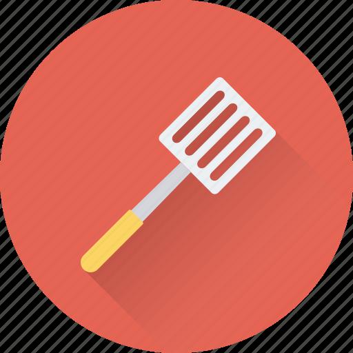 cooking, kitchen, spatula, turner, utensils icon