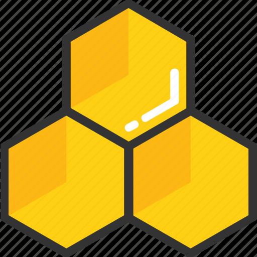 beeswax, food, honey, honeycomb, sweet icon