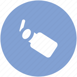 bottle with nozzle, ketchup, ketchup bottle, sauce, sauce bottle, squeezable dropper icon