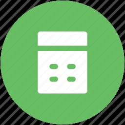 calculate, calculation, calculator, digital calculator, finance, math icon