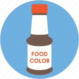 color additive, food, food color, grocery, ingredient icon