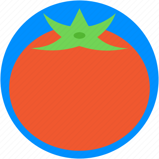 food, fruit, healthy food, nutrition, tomato icon