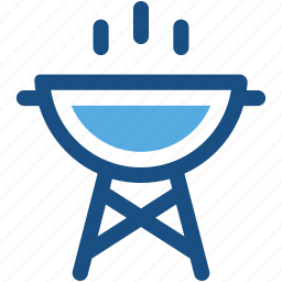 barbecue, bbq, bbq grill, charcoal grill, gas grill icon