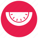 food, fruit, meal, watermelon icon