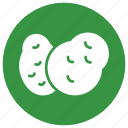 food, fruit, nut, nuts icon