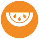 diet, fruit, healthy, watermelon icon