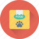 animal, dog food, pet, pet food, pet shop icon