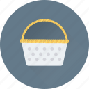 basket, food, fruits, grocery, supermarket icon