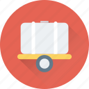 food, food trolley, restaurant, services, trolley icon