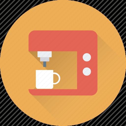 coffee, coffee machine, coffee maker, espresso, percolator icon
