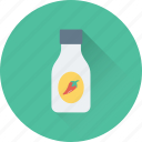 bottle, chili, chili pepper, grocery, spice icon