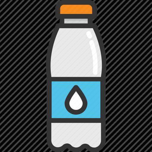 beverage, breakfast, drink, milk, milk bottle icon