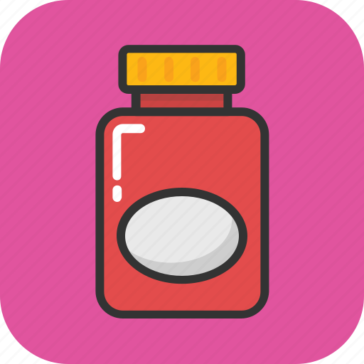 food, jam, jar, jelly, marmalade icon