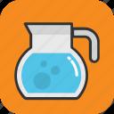 ewer, jug, kettle, tea pot, vessel icon