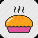 apple pie, bakery, food, hot food, pie