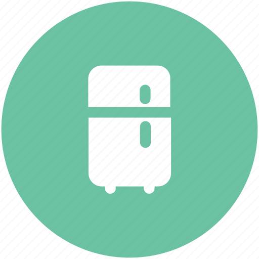 freezer, fridge, home appliances, icebox, refrigerator icon