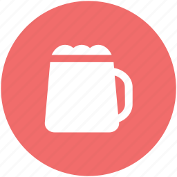 alcohol, ale, beer, beer mug, drink icon