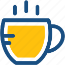 coffee, hot tea, tea, tea cup, tea mug icon