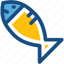 food, healthy food, fish, cooked fish, seafood icon