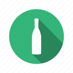 alcohol, bottle, drink, drinks, glass, wine icon