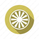 citrus, food, fruit, grapefruit, lemon, lime, orange, slice icon