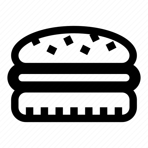 burger, cutlet, fast food, food, hamburger, sandwich, whopper icon