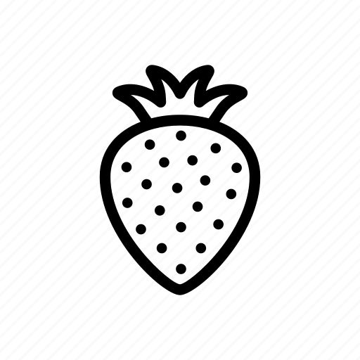 berry, eat, edible, food, fruit, strawberry, summer icon