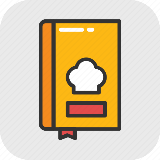 bill of fare, cuisine, menu, menu book, menu card icon