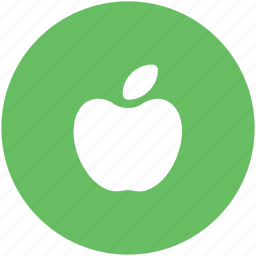 apple, fruit, healthy food, nutrition, sweet icon