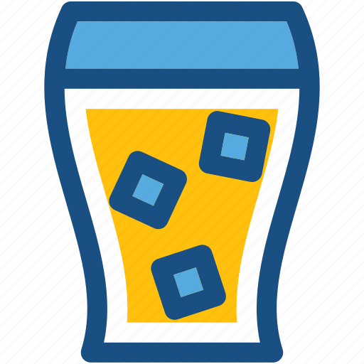 cold drink, drink glass, fizzy drink, soda, soft drink icon